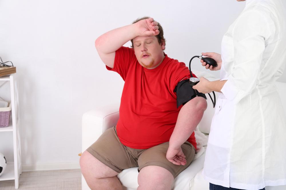 Ожирение и гипертония